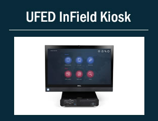 Scientific Analytical Tools | UFED InField Kiosk